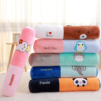 65CM Large Cartoon Long Cylindrical Candy Pillow Boyfriend Long Sleep Pillow Round Cushion Pillow Washable