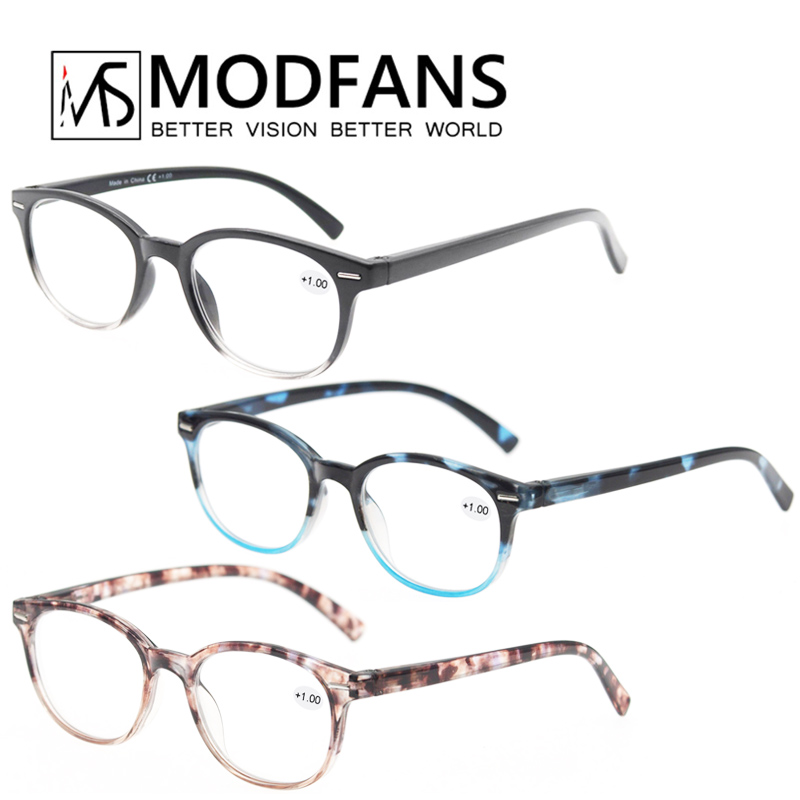 Women Round Reading Glasses For Unisex Woman Men 2019 Fashion Presbyopic Eyeglasses Diopter +1+1.25+1.5+1.75+2+2.5+3+3.5+4