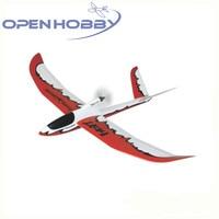 Graupner V VENTURE HoTT Glider Arf Plane EPO Kit PNP ARF RC Airplane For FPV Airframe