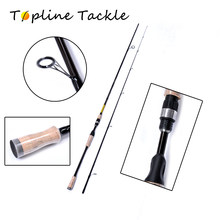 ToplineTackle Nepos Medium Spin 2.4,2.7M Fishing Rod Lure Carbon Fiber Spinning Rod Casting Rod Canne Spinnng Leurre Rod(China)