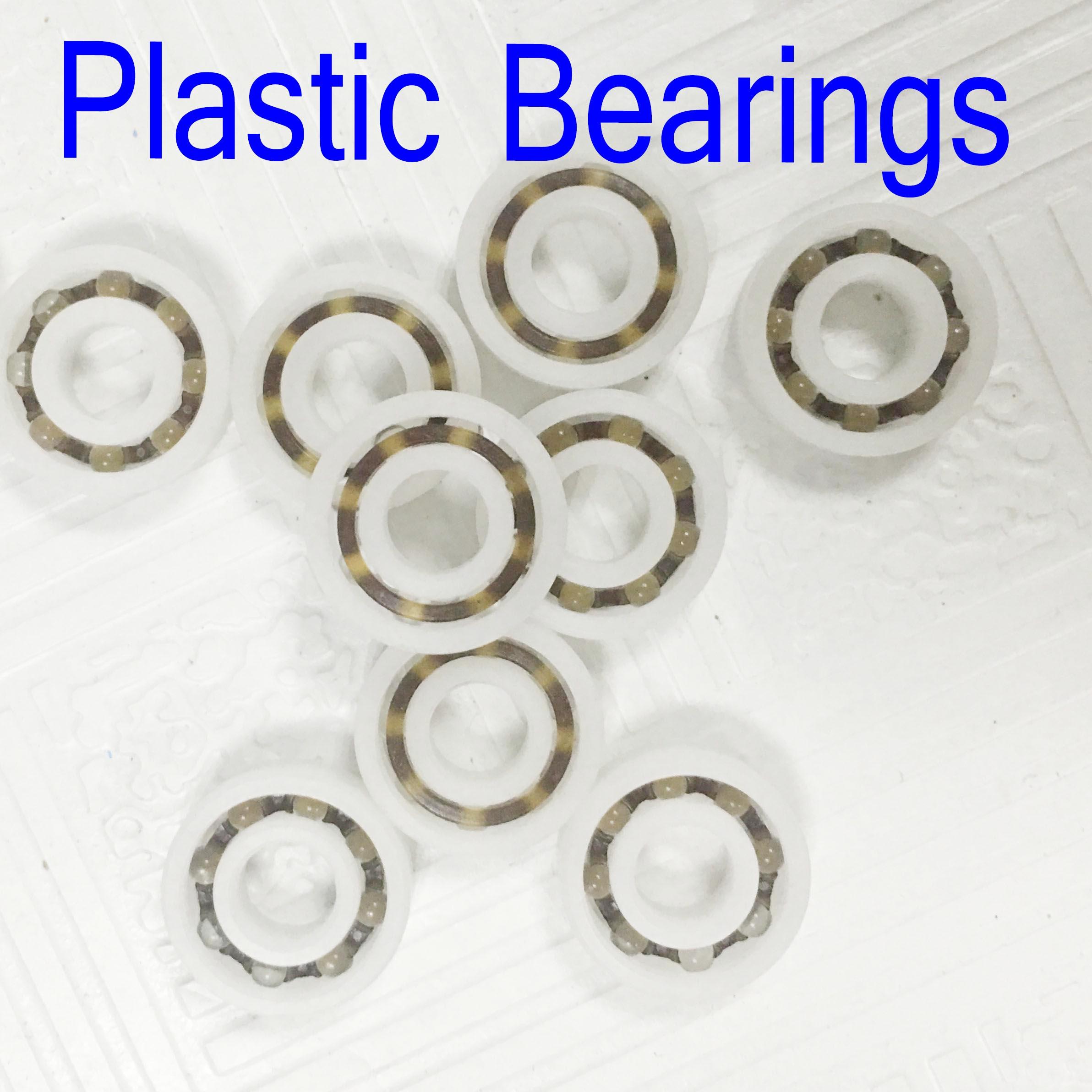 6010 POM (10PCS)  Plastic bearings 50x80x16mm Glass Balls 50mm/80mm/16mm 6310 pom 10pcs plastic ball bearings 50x110x27mm glass balls 50mm 110mm 27mm