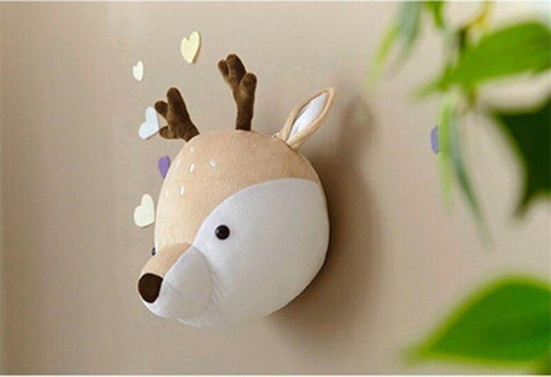 deer head wall