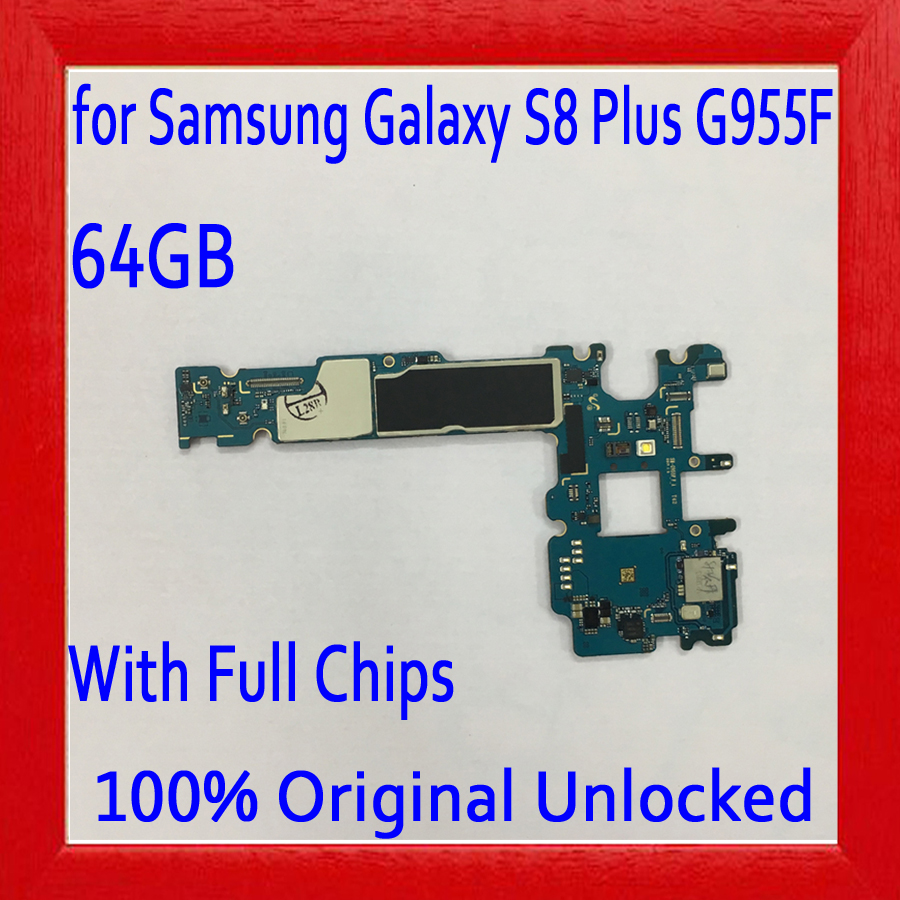 64GB for Samsung Galaxy S8 Plus G955F Motherboard with OS System,Original unlocked for Galaxy S8 G955F Mainboard,Free Shipping64GB for Samsung Galaxy S8 Plus G955F Motherboard with OS System,Original unlocked for Galaxy S8 G955F Mainboard,Free Shipping