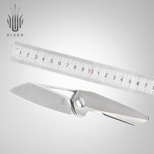 Kizer hunting knife new arrival surival KI4514 Theta best folding knives for men