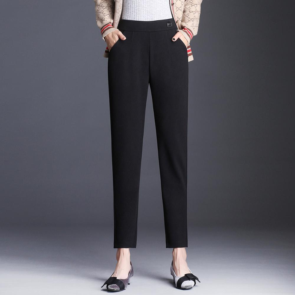 2019 New Summer Women High Quality Casual Long Pants Fashion Ladies Pants