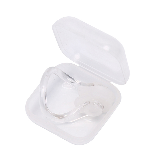 Nose Clip Boxed Silicone Soft And Comfortable Adult Children Swimming Nose Cy1