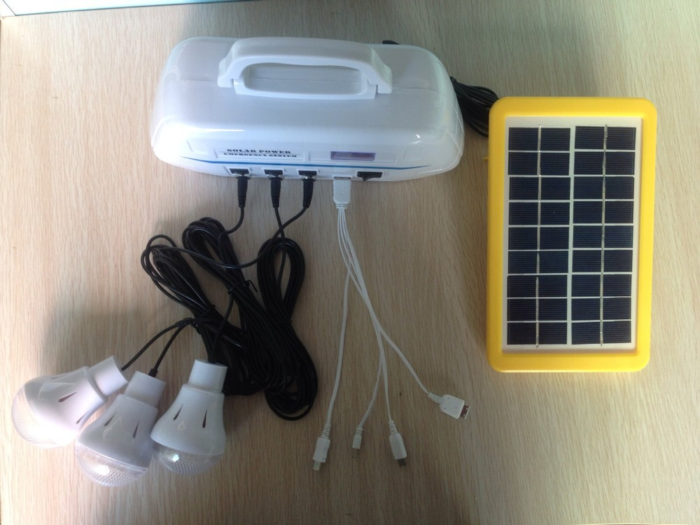 Emergency solar outdoor lights solar energy saving lamp bulb Solar System Solar Charging 3 yares guarantee solar energy system exported to 58 countries solar energy products