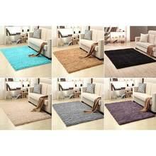 120 160 Cm Thickened Washable Fluffy Non Slip Room Carpet Nursery Rug Area