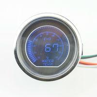 FAVOR Blue LED 2 52mm Digital 40 140 Celsius Water Temp Temperature Gauge