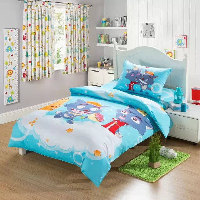 High Quality Wolf Print Bedding Promotion Shop For High