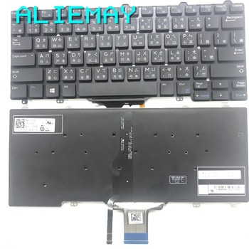 Marca nueva orig portátil retroiluminación CH teclado para DELL LAITITUDE12 3160, 3150, 7250, 7250, 5250, 7270, 5270, 7275 Teclado retroiluminado