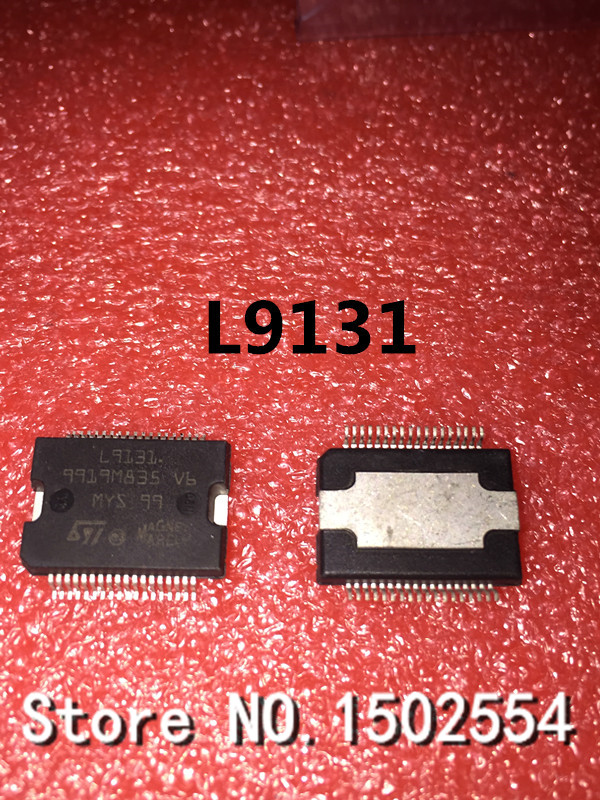 10PCS/LOT L9131 HSSOP36 car engine computer board trip computer ECU power driver chips