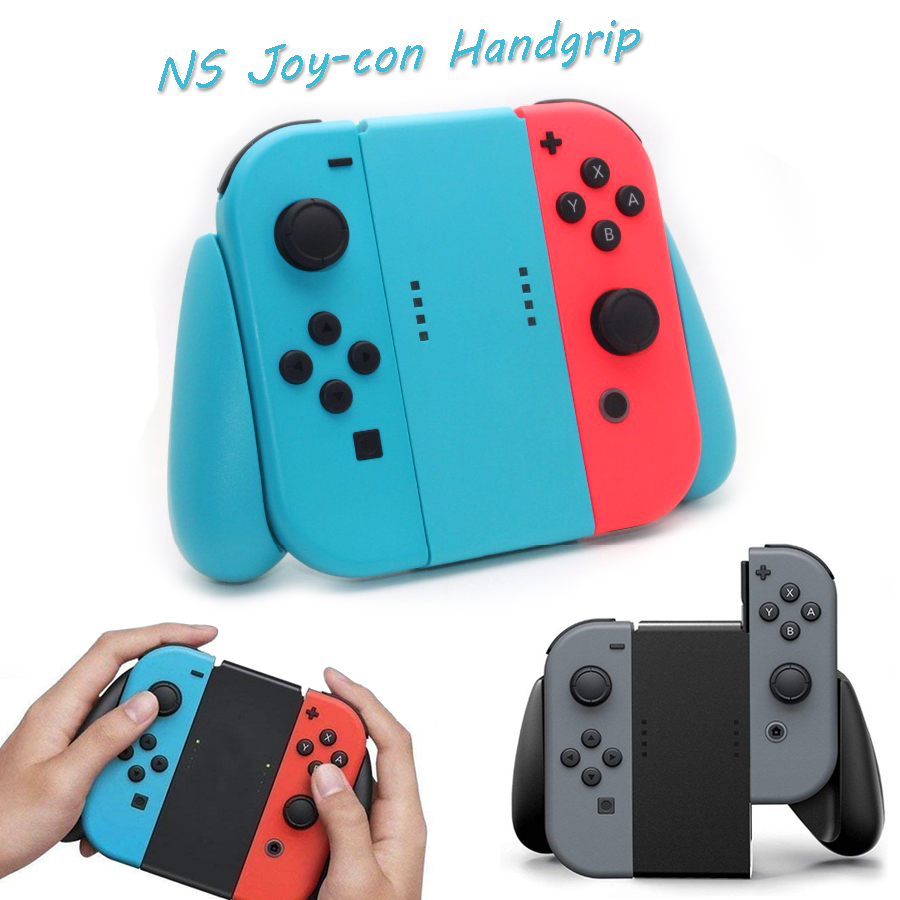 лучшая цена Nintend Switch NS Joy-Con Comfort Grip Nintendos Switch Handle Bracket Holder for Nintendo Switch NS Joy-con