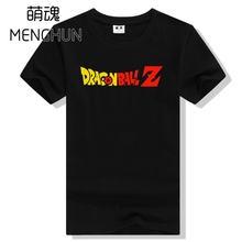 Camiseta con el logo de Dragon Ball Z