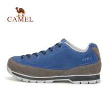 Camel camel for outdoor lovers design walking shoes male Women shock absorption breathable wear-resistant shoes