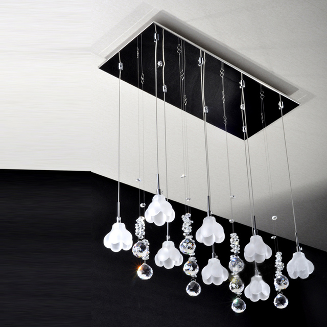hierro forjado de techo de la cocina lmparas luces pendientes modernas para comedor luminaria suspendu restaurante