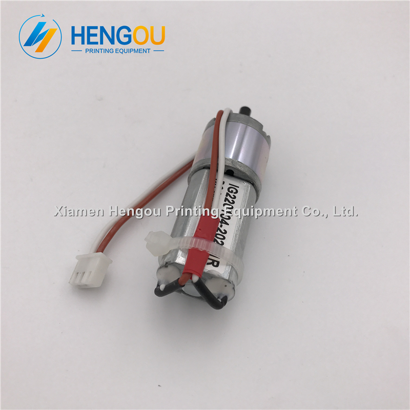 2 Pieces DHL free shipping sakurai Offset Printing Machine Ink Key Motor, motor for sakurai machine import 10 pieces dhl free shipping roybi ink key motor te16km 24 864 roybi printing machine parts te 16km 24 864