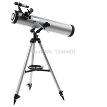Buy online Free Delivery Professional f700x76 Newtonian Reflector telescope. Magnification from 35 x up to 525X