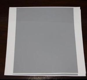 Image 1 - 20 גיליונות 200x235mm כסף וזהב דבק לגרד מדבקת DIY ידני יד שרוט פס כרטיס סרט