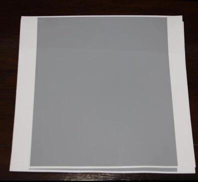 20 sheets 200x235mm 실버 및 골드 접착제 스크래치 스티커 diy 수동 손으로 만든 긁힌 스트라이프 카드 필름