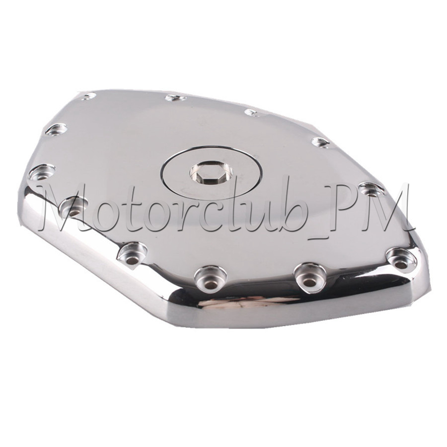 Chain Timing Cover For HONDA GL1800 GOLDWING 1800 2001-2013 2002 2003 2004 2005 2006 2007 2008 2009 2010 2011 2012 Chrome car rear trunk security shield shade cargo cover for honda cr v crv 2002 2003 2004 2005 2006 black beige