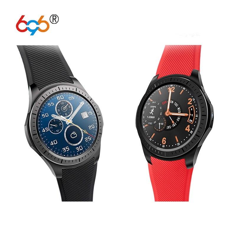 Smartch GW10 Android SmartWatch GPS Bluetooth WiFi Frequenza Cardiaca Inseguitore di FitnessSmartch GW10 Android SmartWatch GPS Bluetooth WiFi Frequenza Cardiaca Inseguitore di Fitness