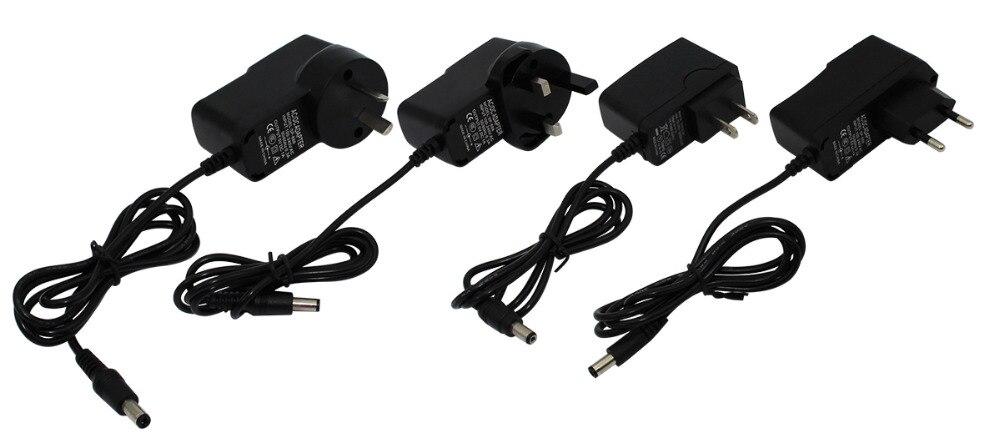 1 PCS 5 V DC 2A 3.5mm UE EUA UA UK Plug Power Adapter Abastecimento Converter Chager Parede para Tablet PCs Frete Grátis