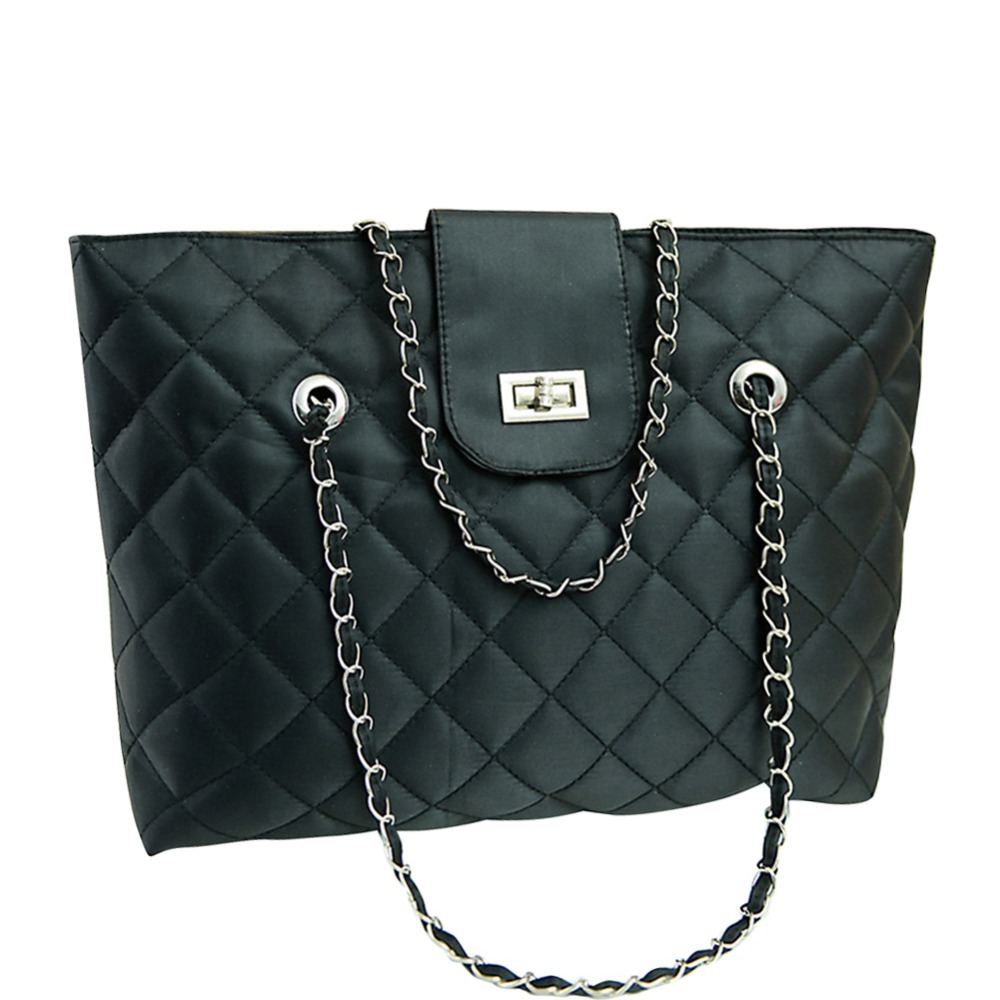 4b8342a6a2 Fashion Casual Big Tote Bag Women Nylon Handbags Designer Large Shoulder Bag  Ladies Hand Bag Tote Bolsa Feminina Sac a main-in Top-Handle Bags from  Luggage ...