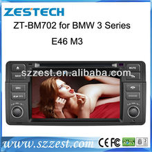 ZESTECH  7 inch Car DVD Player for BMW E46 M3 3 series with GPS NAVI BT RDS PIP IPOD TV Steering Wheel Control CANBUS