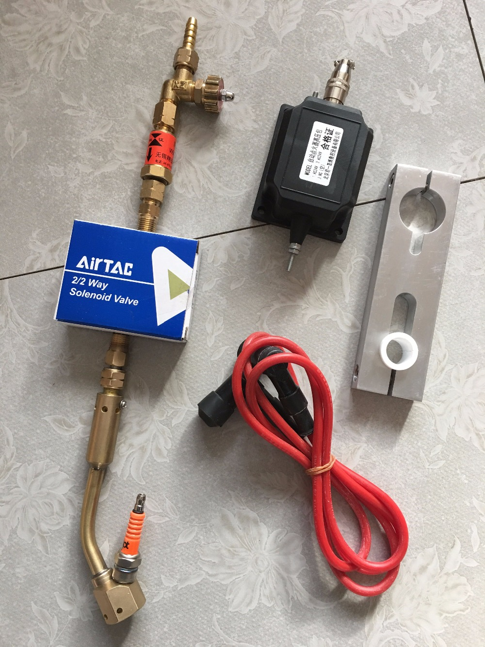 Auto Ignitor for CNC Flame Cutting Machine
