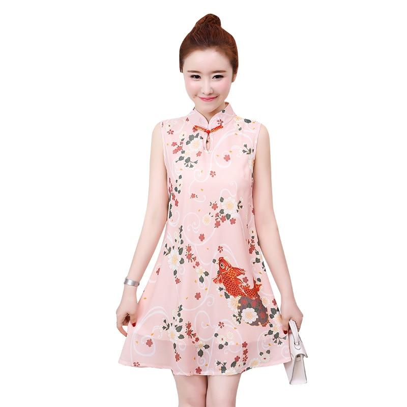 2020 Retro Embroidery Cheongsam Lingerie Women Lace Perspective Chinese Qipao Dress Cheongsam Modern China Dress