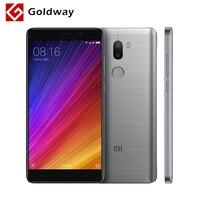 Original Xiaomi Mi5s plus Mi 5S Plus 6GB RAM 128GB ROM Mobile Phone Snapdragon 821 Quad Core 5.7