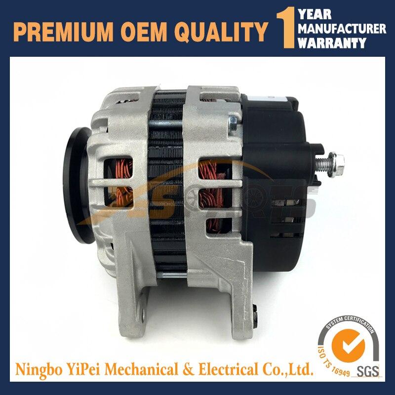 US $95 0 |6678205 6675292 6678205 New Alternator FOR BOBCAT T190 T200 T250  T300 T320 T550 T590-in Alternators & Generators from Automobiles &