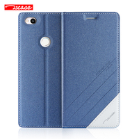 Tscase Original Fashion Stand Flip For Huawei Honor 8 Lite Cases Luxury PU Leather Back Cover