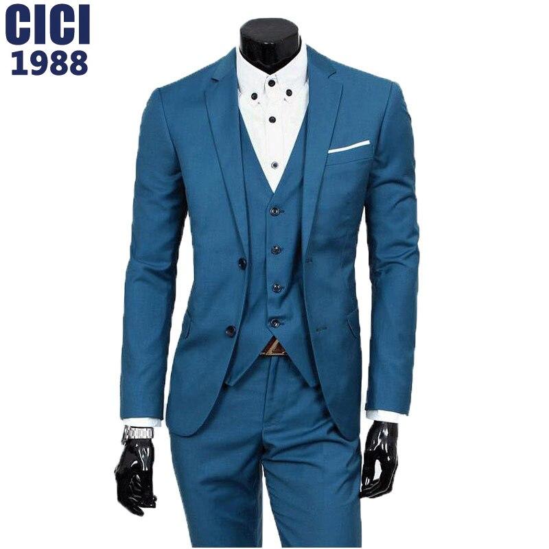 da426dc7f25b3 Trajes de Negocios Blazer Terno masculino 2016 Jacquard Traje Masculino  Trajes de Boda Para Hombre de La Moda Con Pantalones de Los Hombres Del  Novio de la ...