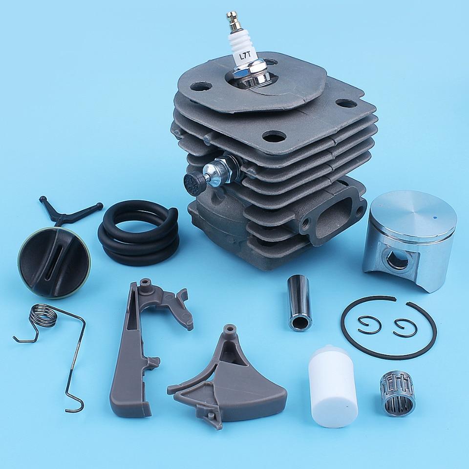 Haishine Kit di Riparazione di Avvio del Coperchio del Filtro dellAria del carburatore per Husqvarna 372 371 365 362 Ricambi di Ricambio per Catena di Benzina