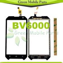 "BlackView BV6000 4.7 ""дюймовый Замена Сенсорная Панель Планшета Для BlackView BV6000 Сенсорный Экран Панели Стекла"