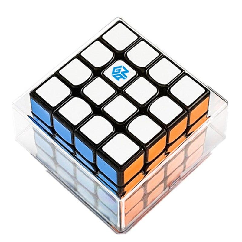 GAN 460 M Magnetische Professionelle Cube 4x4 Zauberwürfel 4x4x4 Gan 460 M Geschwindigkeit gan460 M Cubo Magico 4*4 Puzzle Stickerless Gan Cube-in Zauberwürfel aus Spielzeug und Hobbys bei  Gruppe 1
