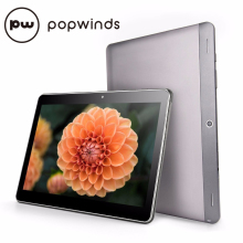 "Popwinds 10.1 ""32 GB ROM Malvavisco Tabletas Android 5.1 Octa Core FHD 1920×1200 IPS 2 GB RAM Wi-Fi Bluetooth Doble Cámara + Caso"