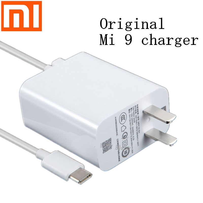 Original Xiaomi Mi 9 Fast Charger Qc 4.0 27w Usb Wall Quick Charge Adapter Usb 3.1 Data Cable For Mi9 Se Mi 8 7 F1 Mix 2 2s 3 Cellphones & Telecommunications Mobile Phone Chargers