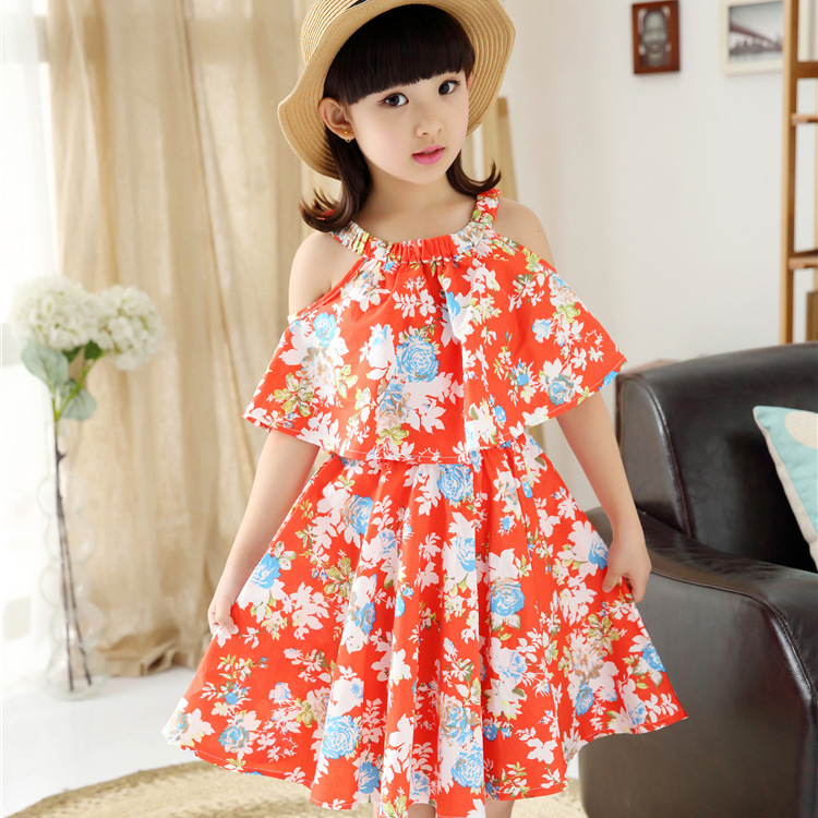floral dresses for teenagers - photo #30