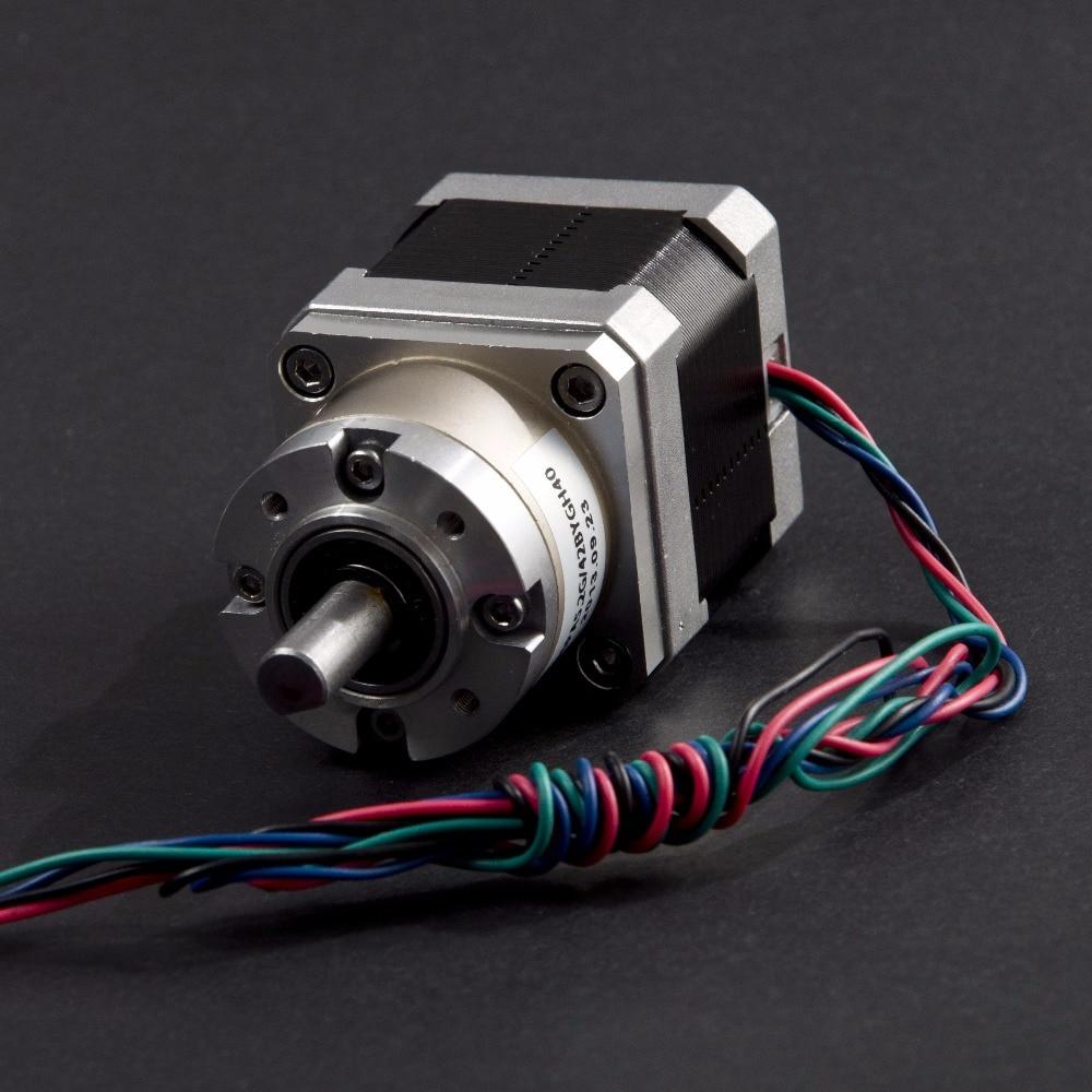 DFROBOT 42 Planet Gear Stepper Motor For DIY robot remote control accessories dc motor driven plate stepper motor l298n intelligent robot