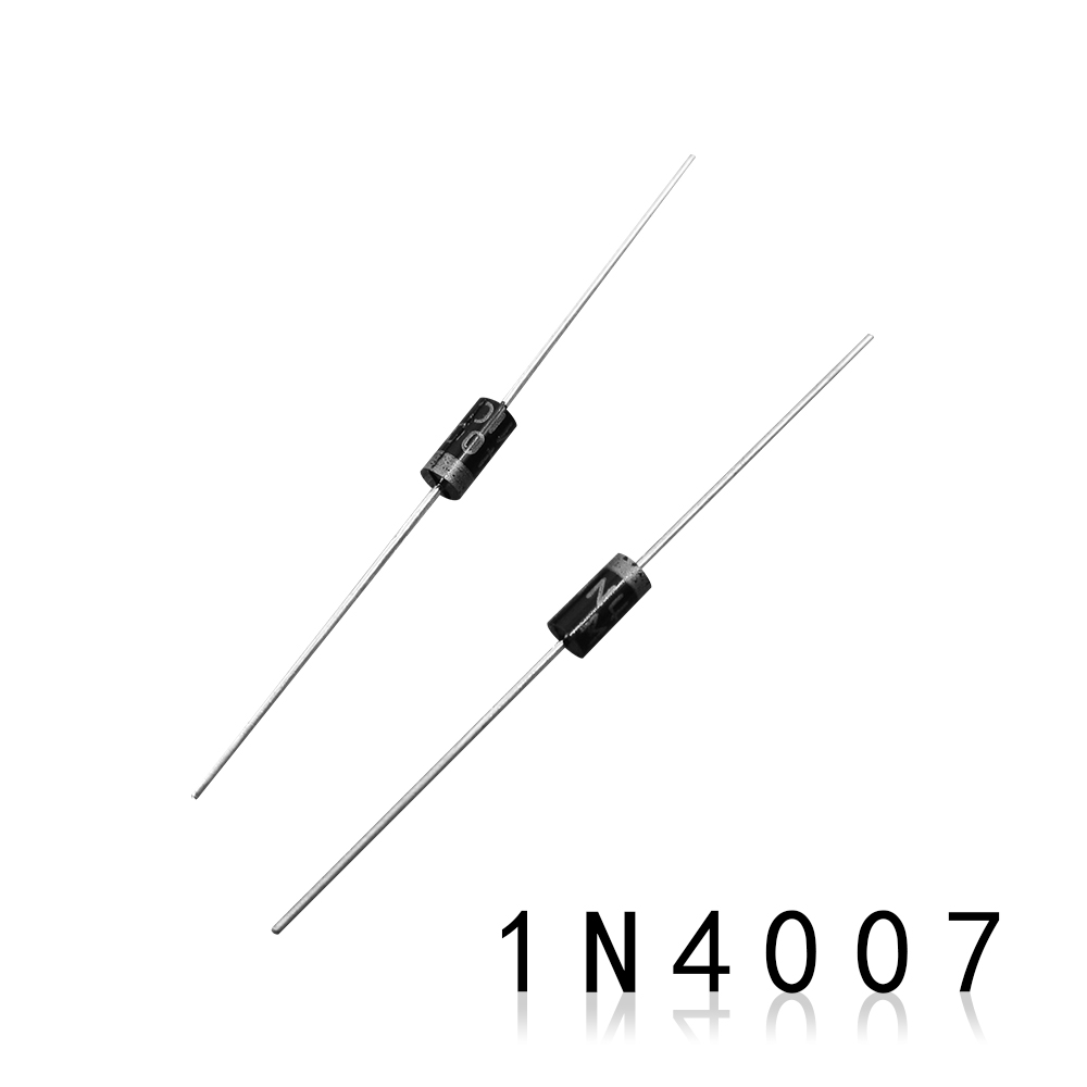 <font><b>1000pcs</b></font> /lot <font><b>1N4007</b></font> 1A 1000V Rectifier Diode wholesale Current Stock long-term NEW image