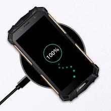 Carregador sem fio para doogee s60 carga rápida moda legal acessório do telefone móvel qi almofada de carregamento para doogee s 60 doca rápida caso