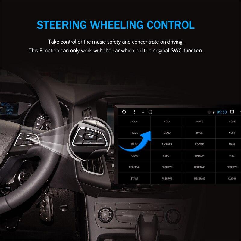 Octa core PX5 Android 9 0 car radio gps for kia CERATO FORTE 2018 2019 with  4G RAM 32G ROM radio wifi 4g usb auto Multimedia