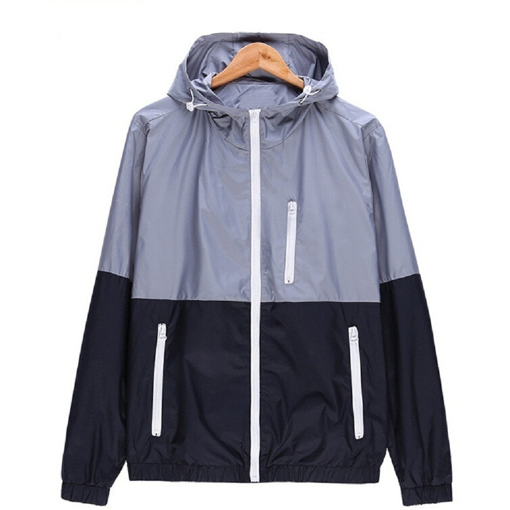 Aliexpress.com : Buy Brand New 2015 Mens Thin Jackets Windbreaker ...