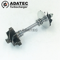 CT9 17201 54090 turbine wheel 1720154090 turbo charger rotor assembly for Toyota Hiace 2.5 TD (H12) 66 Kw 90 HP 2L T 1998