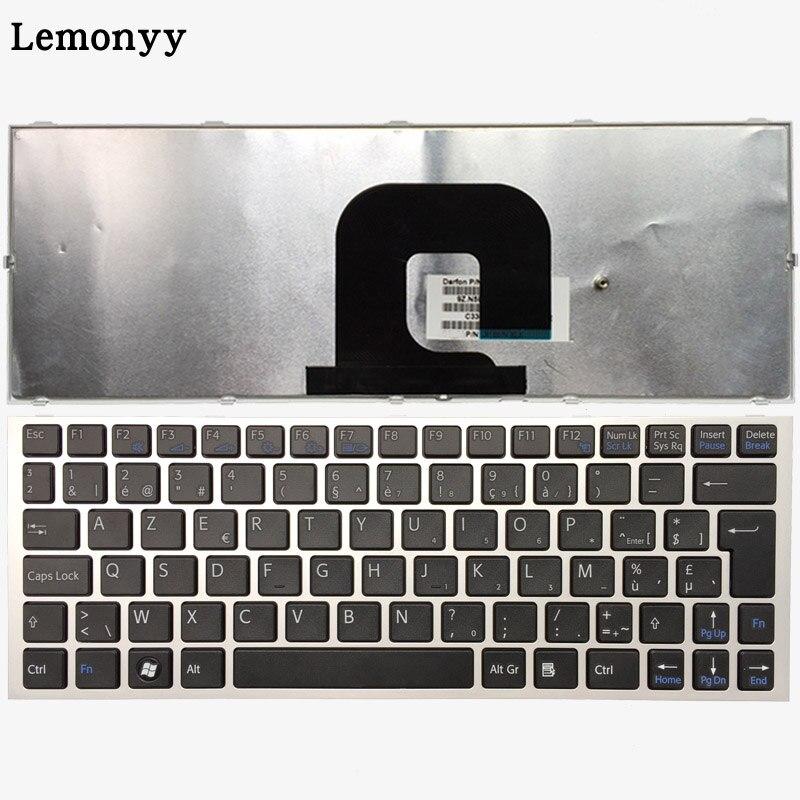 Belgique clavier D'ordinateur Portable POUR SONY Vaio VPC YA15EC YA16EC YA25EC YA26EC YB15JC YB35JC PCG-31311T 31311U 31211 W 31211N Argent