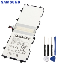 Samsung Original SP3676B1A Battery For Samsung Galaxy Tab 10.1 S2 10.1 N8000 N8010 N8020 P7510 P7500 P5100 Tab Battery 7000mAh стоимость