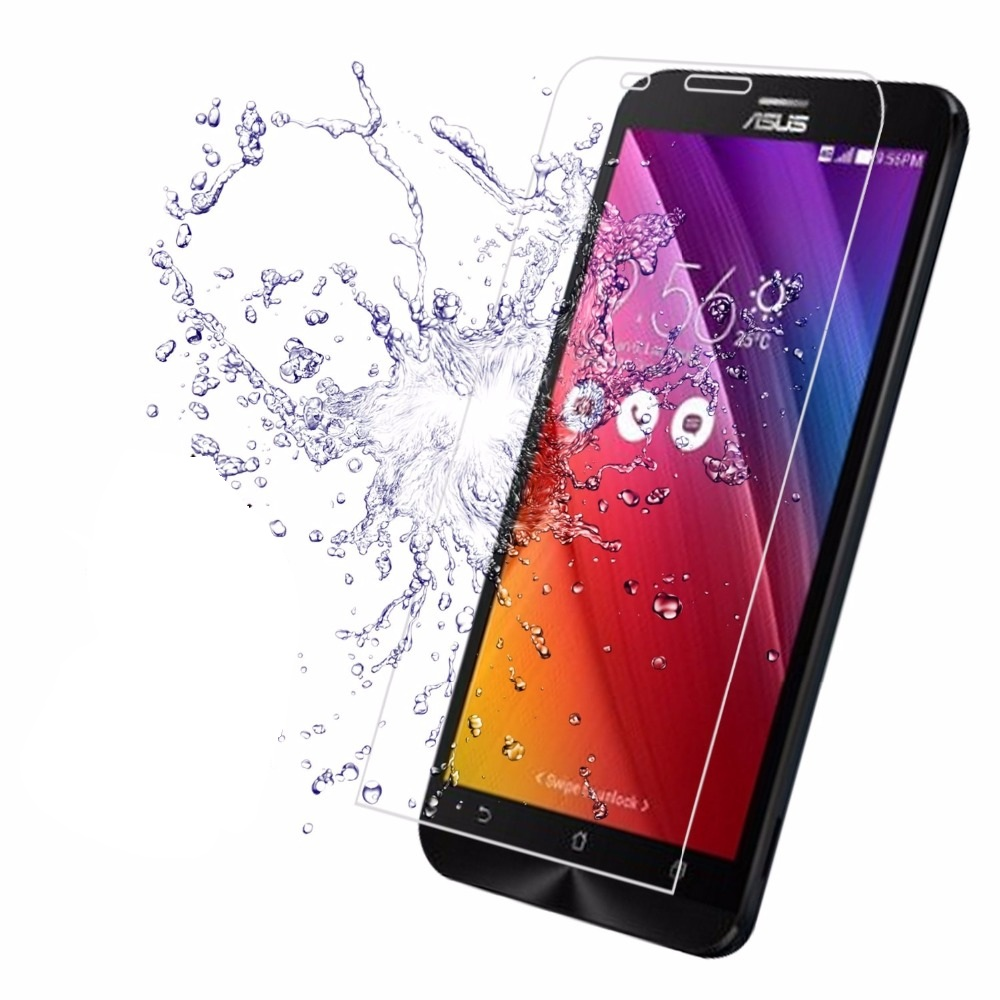 9H HD 2.5D Screen protector tempered glass sklo FOR asus zenfone X00BD X00AD X00ADC X00ADA glas film Protective Glass FOR ASUS